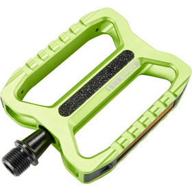 Sixpack Network 3.0 Pedalen, electric green
